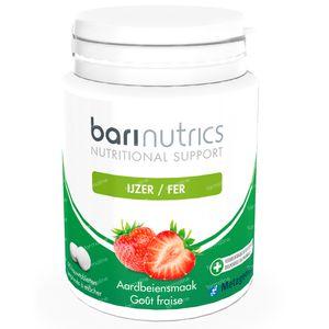 Barinutrics Fer Fraise 90 comprimés