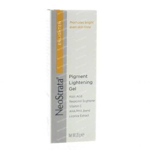 NeoStrata Enlighten Pigment Lightening Gel 20 g
