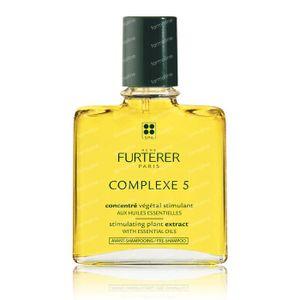 Rene Furterer Complexe 5 Concentré Végétal Stimulerende Olie 50 ml