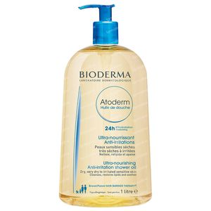 Bioderma Atoderm Shower Oil 1 l