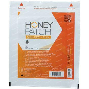 Honeypatch Mini Dry Miel de Séchage 5x5cm 1 pièce