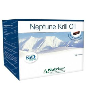 Nutrisan Neptune Krill Oil 180 softgels