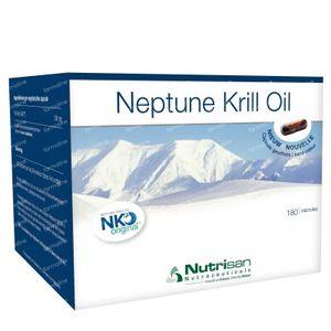 Nutrisan Neptune Krill Oil 180 St Gélules Souples