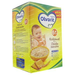 Olvarit Cookie Flour 600 g