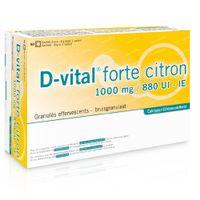 D-Vital Forte Citroen 1000/880 Calcium 90  zakjes