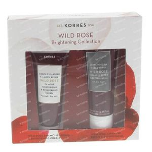 Korres Wild Rose Mini Set 32 ml
