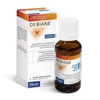 D3 Biane Vloeibaar 20 ml