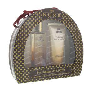 Nuxe Prodigieux Le Parfum Eau De Parfum avec Gratuit Huile de Douche 150 ml