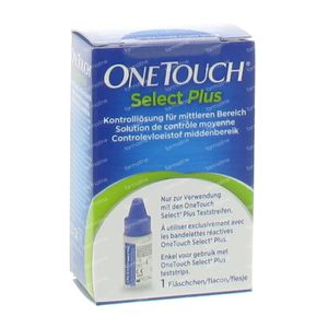One Touch Select Plus Fluide Controle 3,75 ml