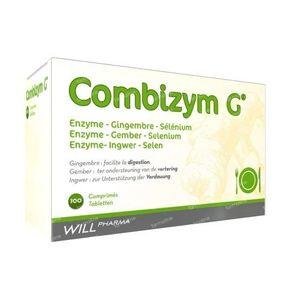 Combizym G 100 tablets