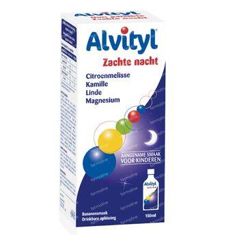 Alvityl Nuit Paisible 150 ml sirop
