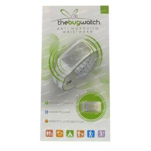 Bug Watch Bracelet Anti-Moustique Ice White 1 pièce