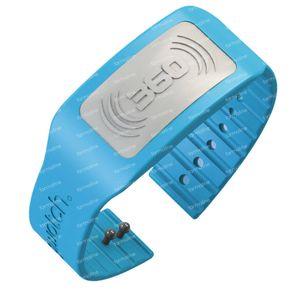 Bug Watch Bracelet Anti-Moustique Blue Lagoon 1 pièce