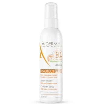 A-Derma Protection Solaire Spray Enfants Spf50+ 200 ml