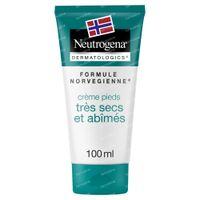 Neutrogena Crème Pieds Secs Et Abîmés 100 ml