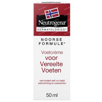 Neutrogena Voetcrème Vereelte Voeten 50 ml