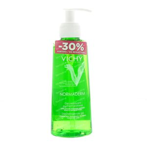 Vichy Normaderm Cleansing Gel Reduced Price 200 ml