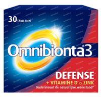 Omnibionta 3 Defense 30  tabletten