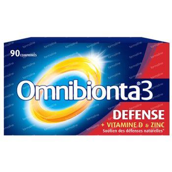 Omnibionta 3 Défense 90 comprimés