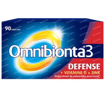 Omnibionta 3 Defense 90 tabletten