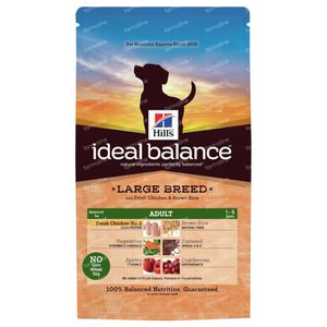 Hill's Ideal Balance Canine Adult No Grain 2 kg