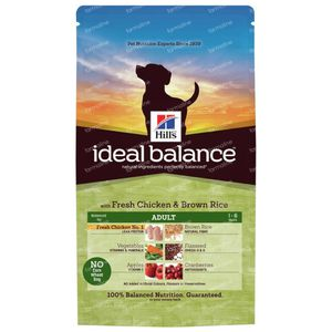 Hill's Ideal Balance Canine Chien Adult 2 kg
