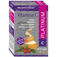Mannavital Vitamine C Platinum 60  comprimés
