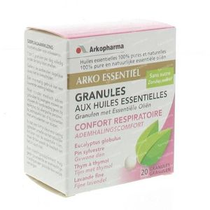 Arko Essentiel Confort Respiratoire Granulés 20 pièces