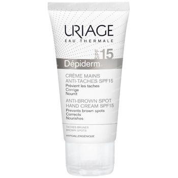Uriage Depiderm Handcreme Bruine Vlekken SPF 15 50 ml