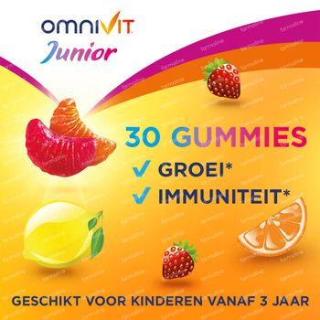 Omnivit Junior Gummies - Vitamine & Kind 30 stuks