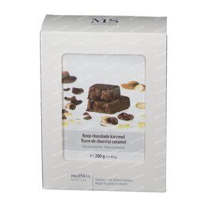 Medskin Reep Chocolade Karamel 5 stuks