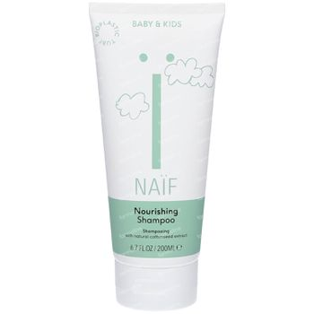 Naïf Baby Shampooing Doux 200 ml