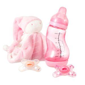 Difrax Giftset Baby Girl 4 pezzi