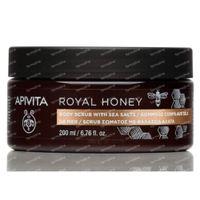 Apivita Scrub Royal Honey 250 g
