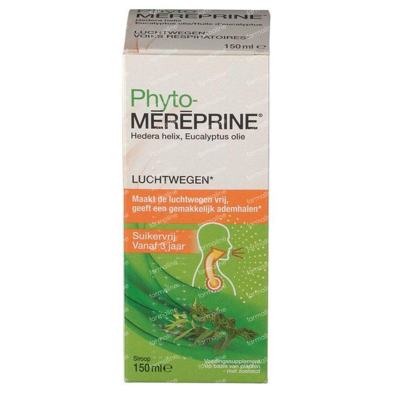 Phyto-Mereprine Atemwege 150 ml sirup online bestellen.