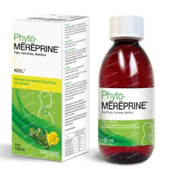 Phyto-Mereprine Gorge 150 ml sirop