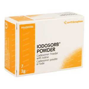Iodosorb Powder 21 g powder