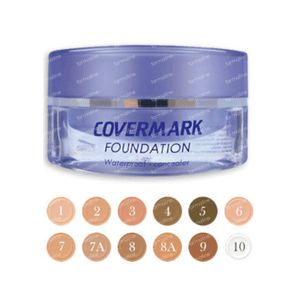 Covermark Classic Foundation Nr4 Brun 15 ml