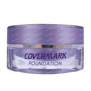 Covermark Classic Foundation Nr8 Brun Rose 15 ml