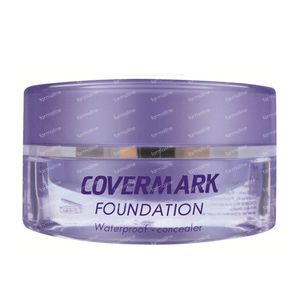 Covermark Classic Foundation Nr10 Blanc 15 ml