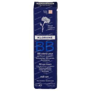 Klorane BB Oogcrème con Aciano Suavizante 15 ml