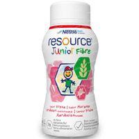 Resource Junior Fibre Erdbeere 800 ml