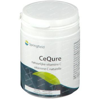 Springfield CeQure Vitamine C 180 capsules