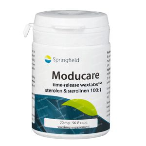 Springfield Moducare Waxtabs One-A-Day 30 St Tablets