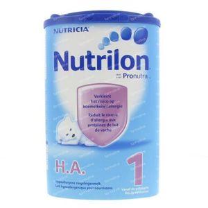 Nutrilon H.A. 1 Easypack 750 g poeder