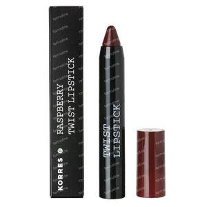 Korres Framboise Rouge à Lèvres Twist Seductive 2,50 g