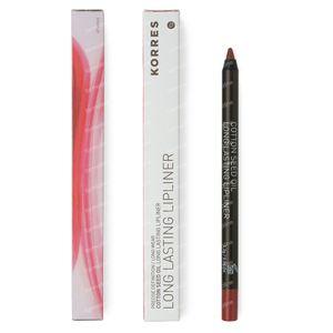 Korres Crayon à Lèvres Huile De Coton 03 Rougge 1 pièce