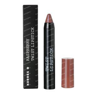 Korres Framboos Twist Lippenstift Grace 2,50 g