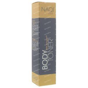Naqi Body Toner + Actigym Airless 100 ml