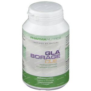GLA Borage Huile 90 capsules